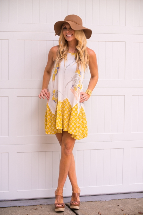 Free People Someone You Like Sundress.  Buy it here!