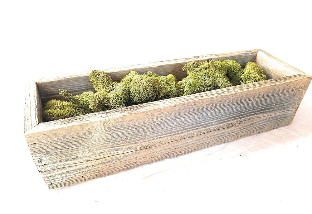 Barnwood decorative tray