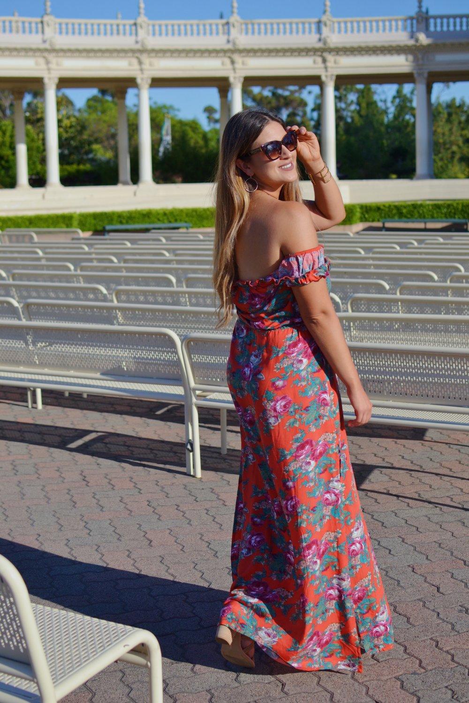 0981911fec1 SUMMER STAPLES  FLOWY FLORAL DRESSES — JASMIN WEARS