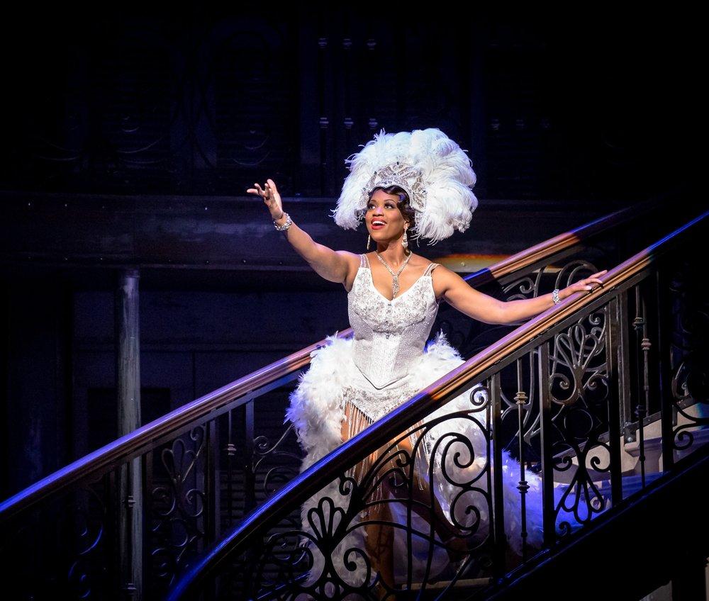 Soprano Laquita Mitchell stars as Violetta