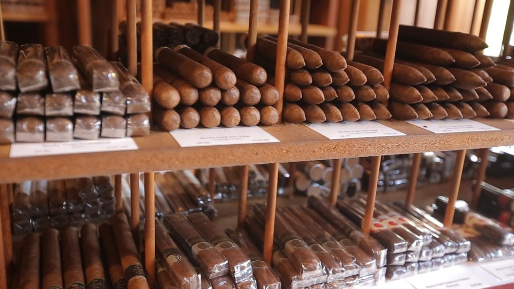 Cigars in the Humidor at the  Tobacco Shop of Ridgewood-min.jpg