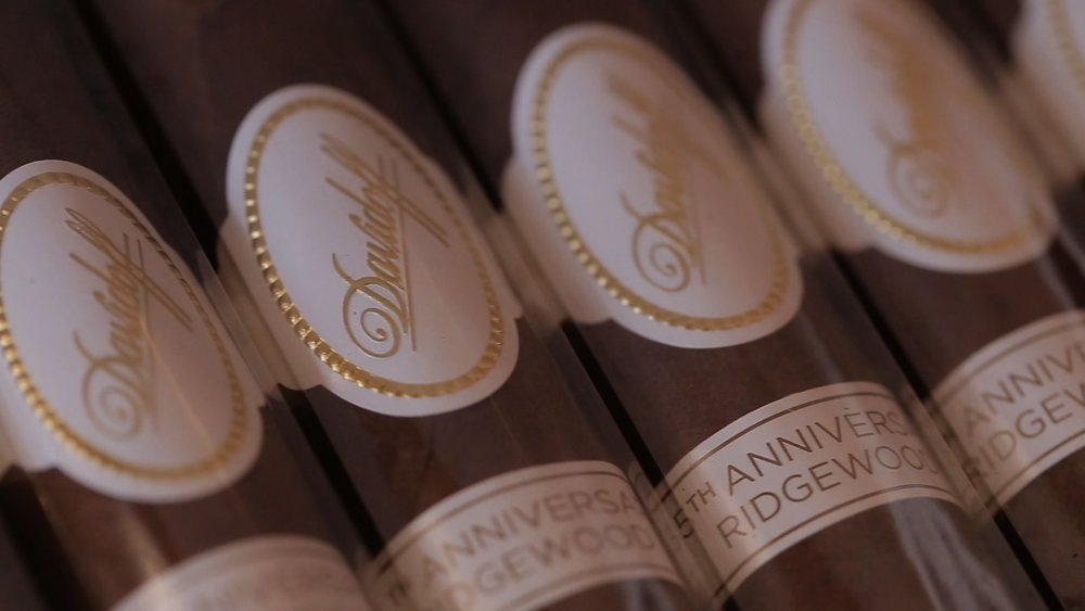 Davidoff Cigars at The Tobacco Shop of Ridgewood