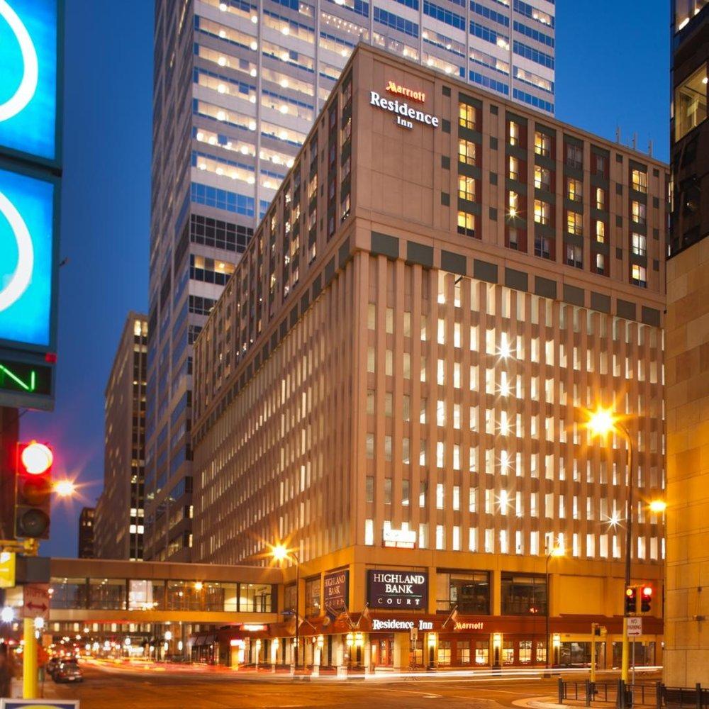 Marriott Residence Inn - Minneapolis, Minnesota