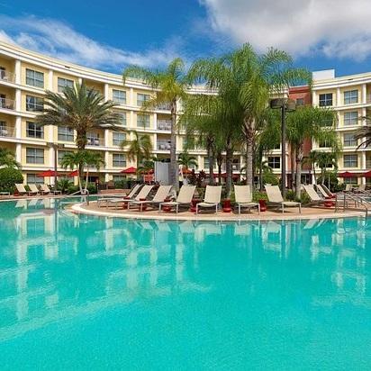 Mona Lisa Resort - Orlando, Florida