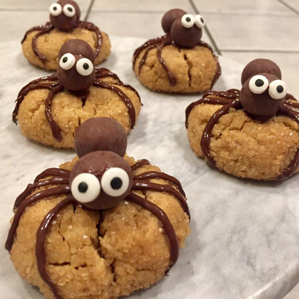 Spider cookies.JPG