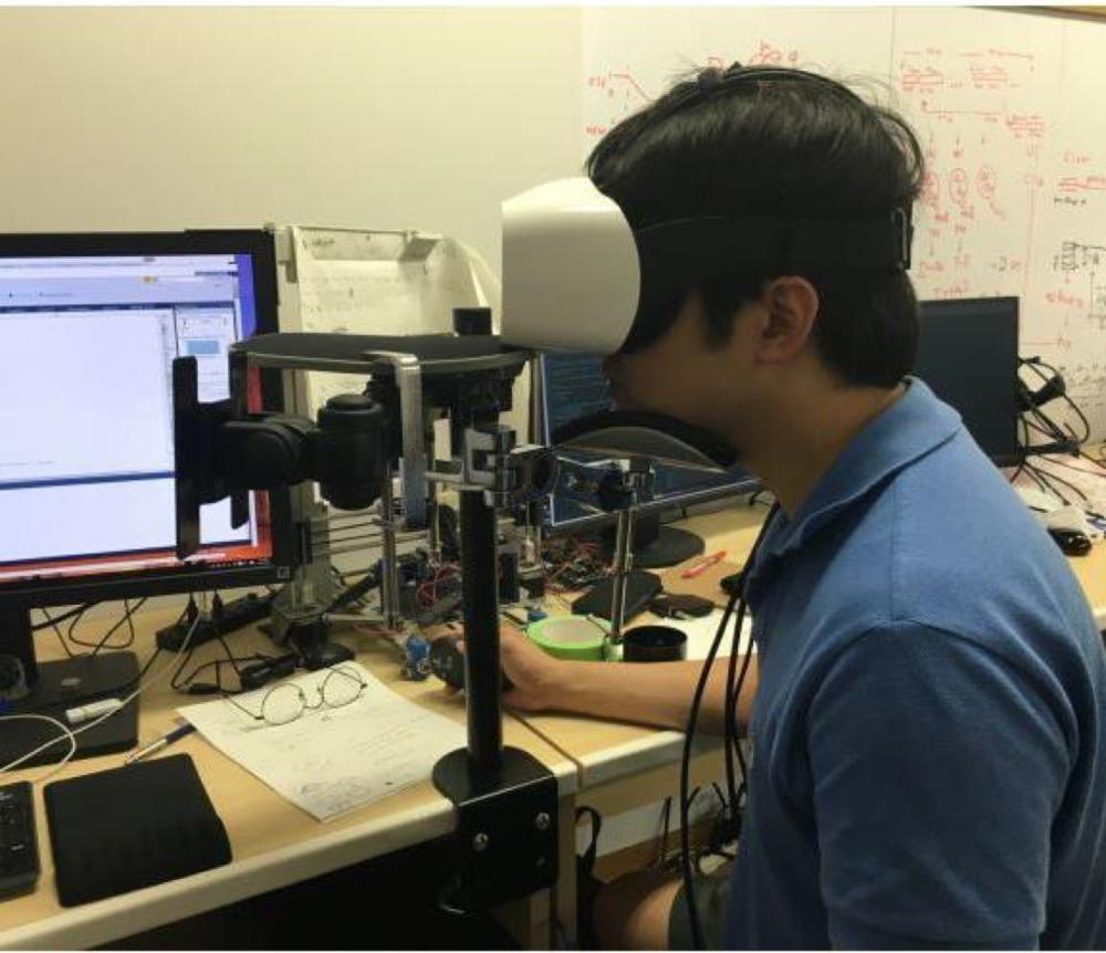 Eye Tracker Headset Communicator — PTW Design and Development, Inc