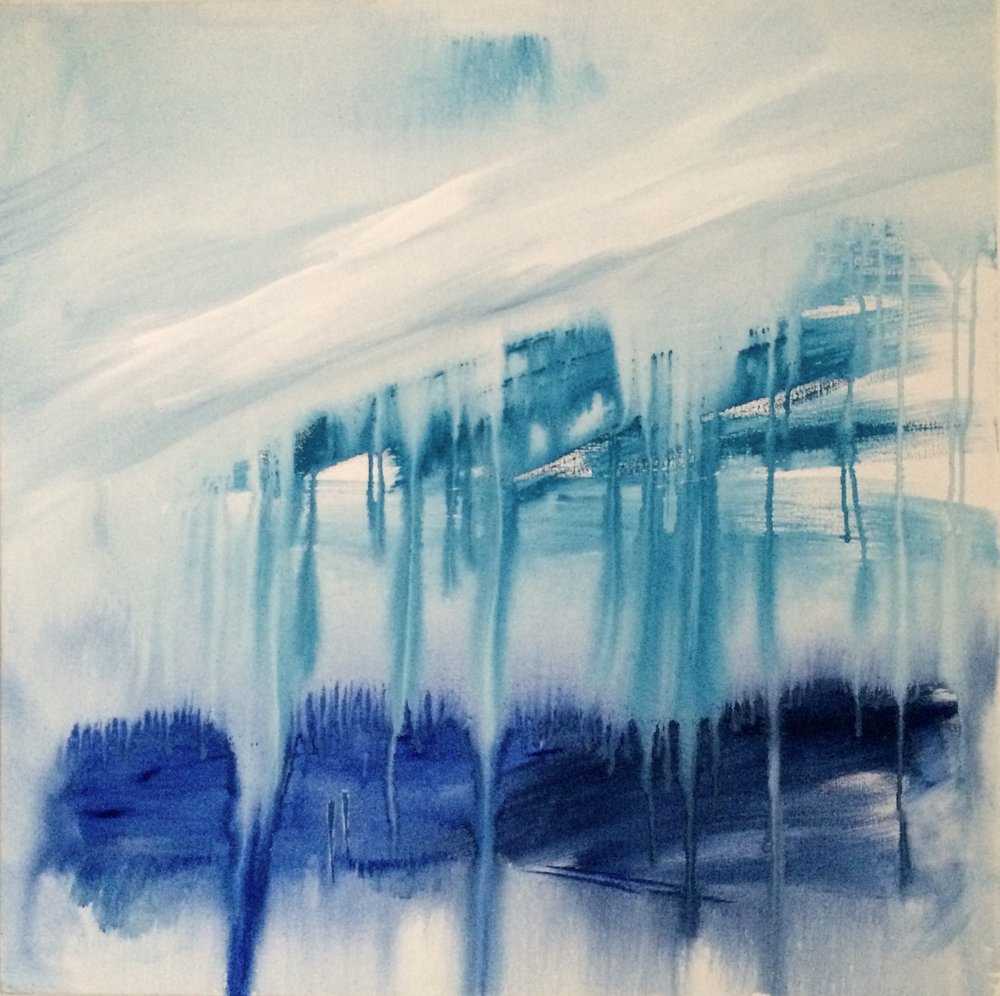 There Are Only So Many Tears In Just One Sky II 80x80