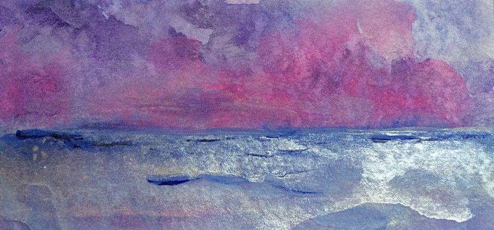 Shimmering Sea III