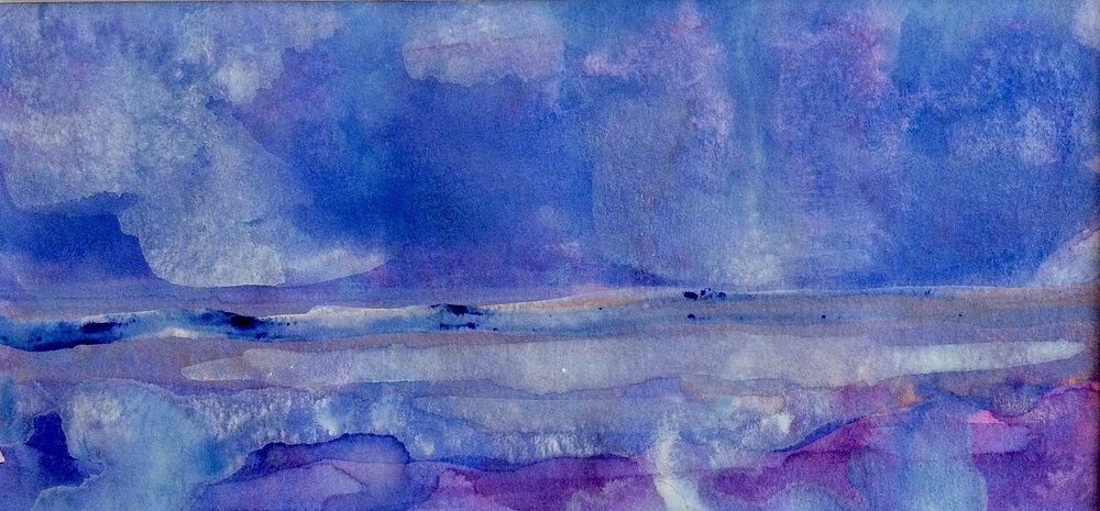Shimmering Sea I