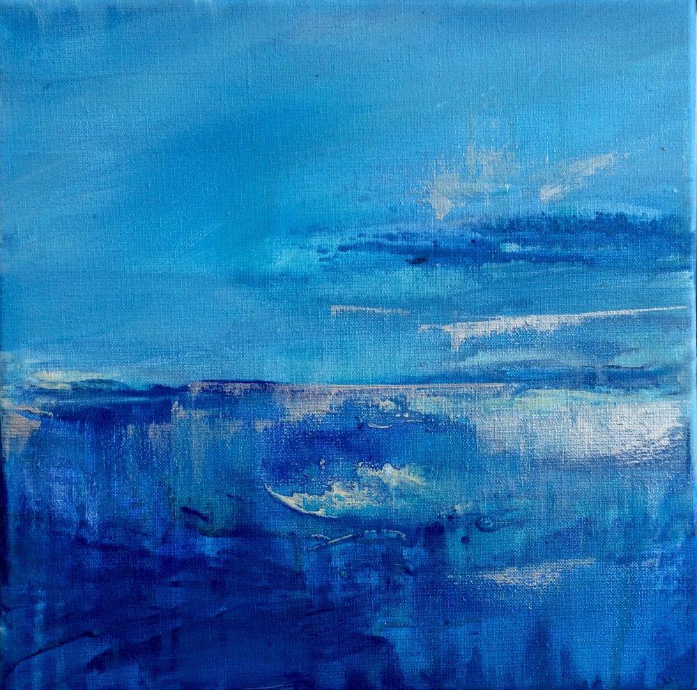 Blue Dream 30x30