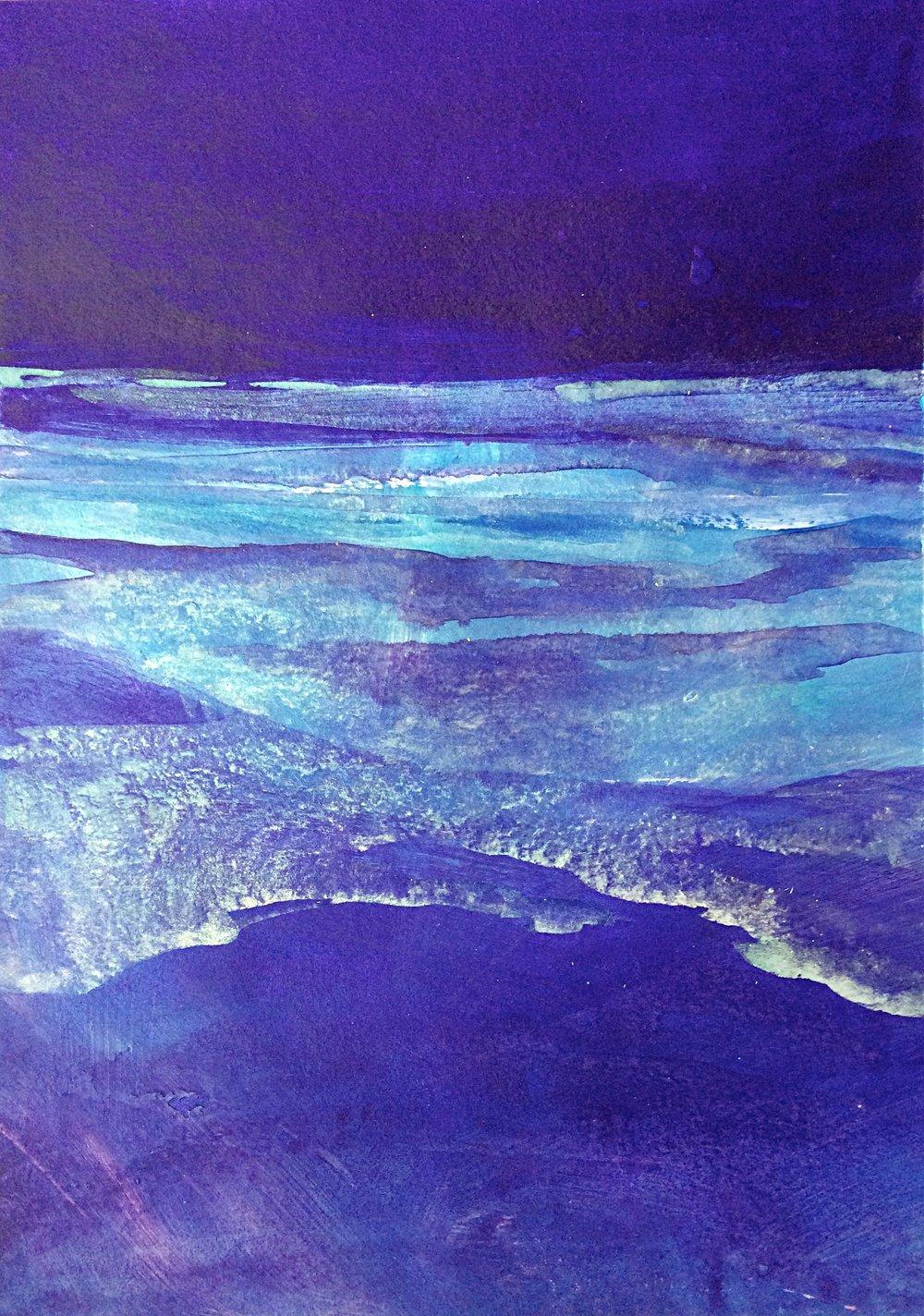 Shimmering Sea II