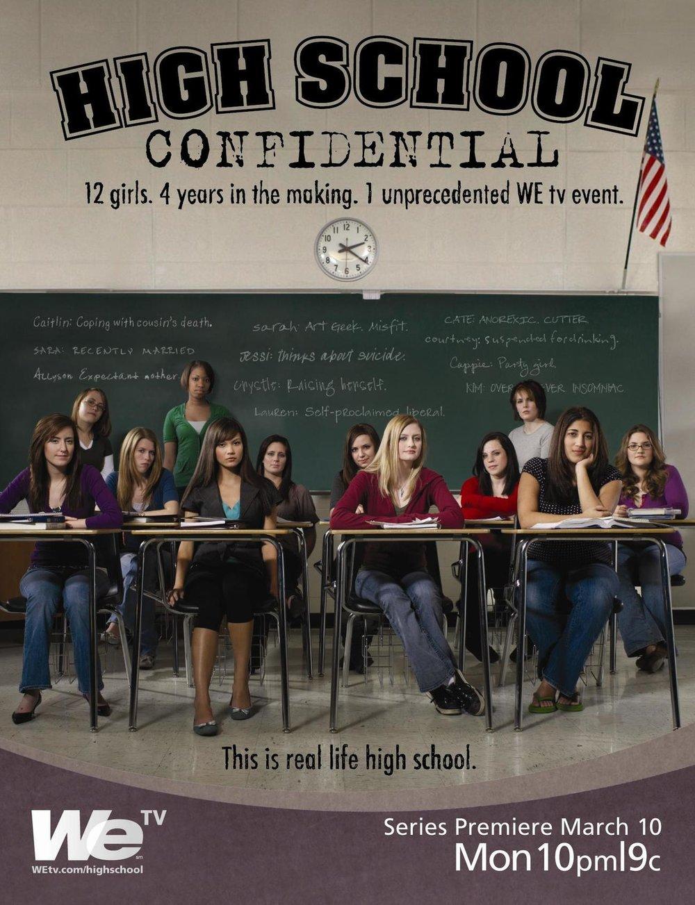 High School Confidential - WEtv