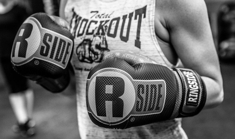 KICKFit - Cardio Kickboxing fitness class