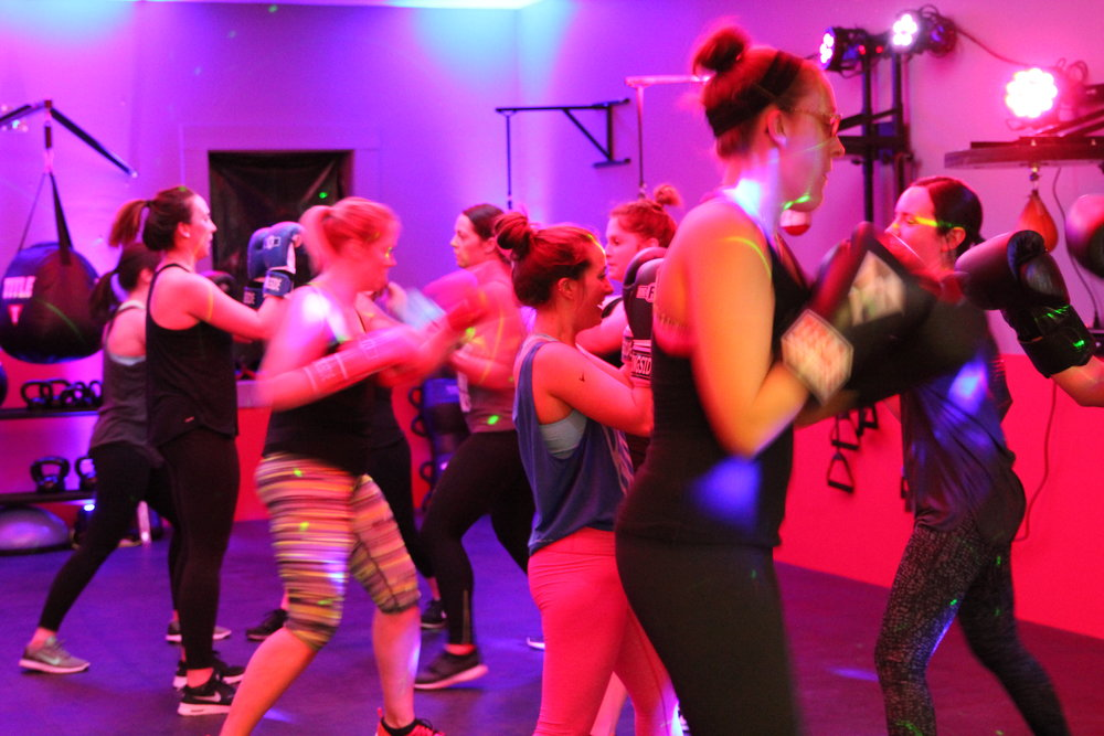 Club TKO - Friday nights at 7pm, check the schedule