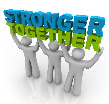 """""""Our wholes together can effect the world much better."""""""