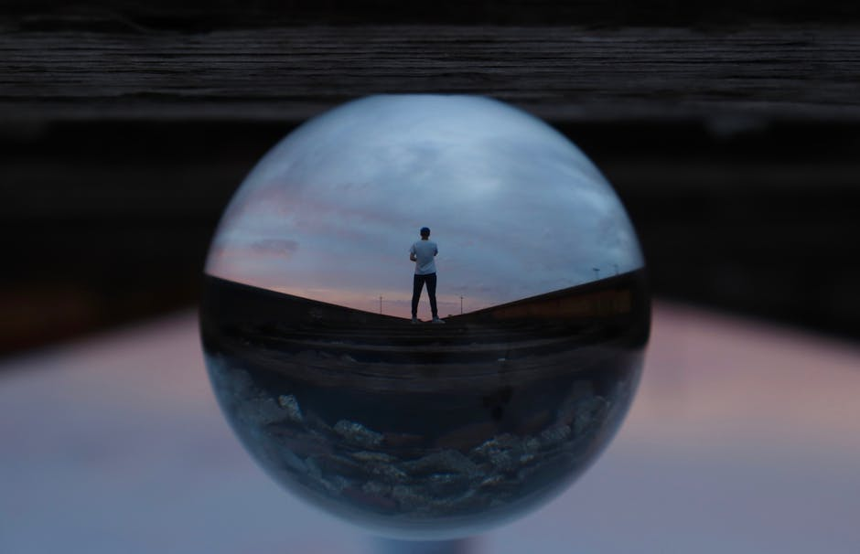 """""""What makes us see the world as we see it?"""""""
