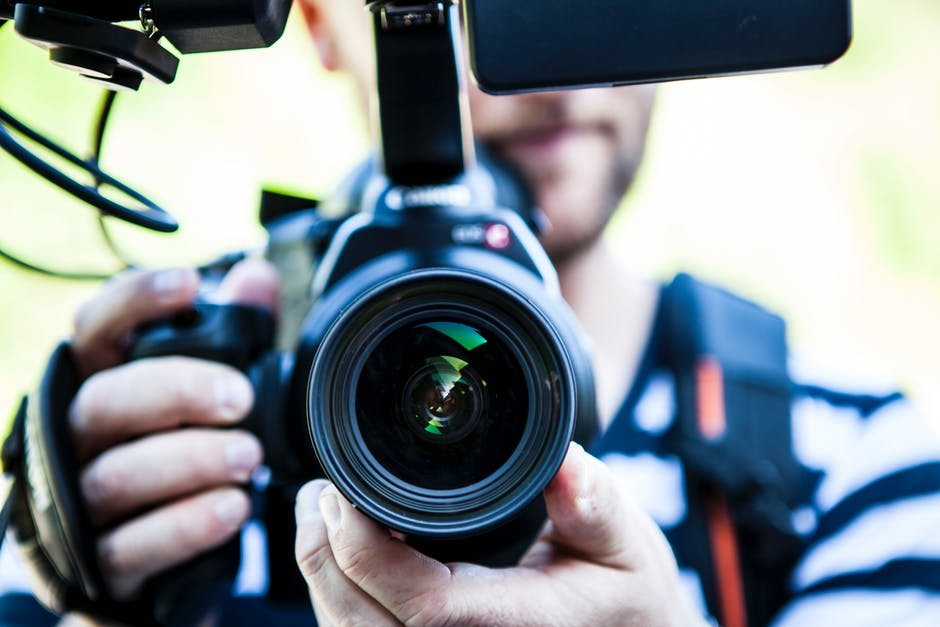 """""""Life, in camera, action."""""""