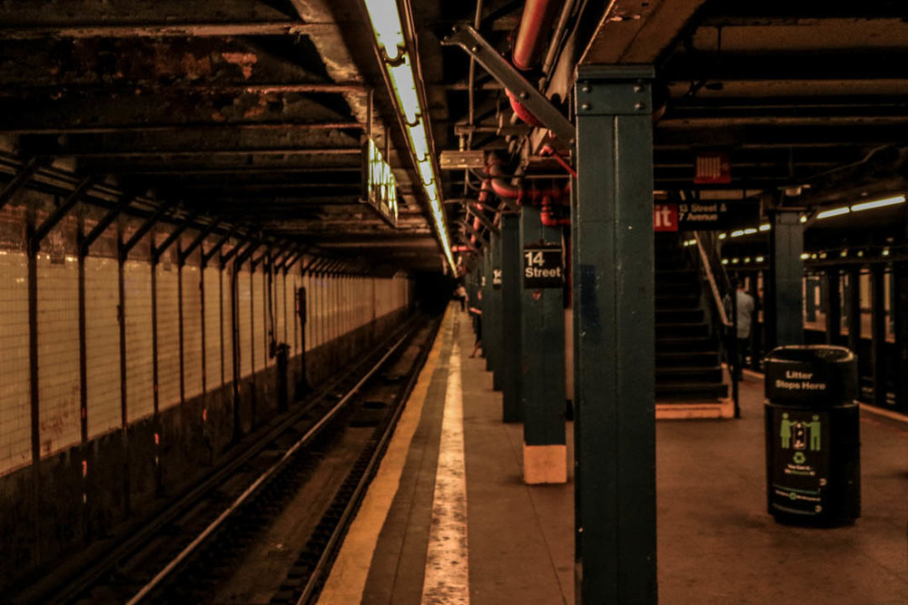UNION SQUARE - NYC