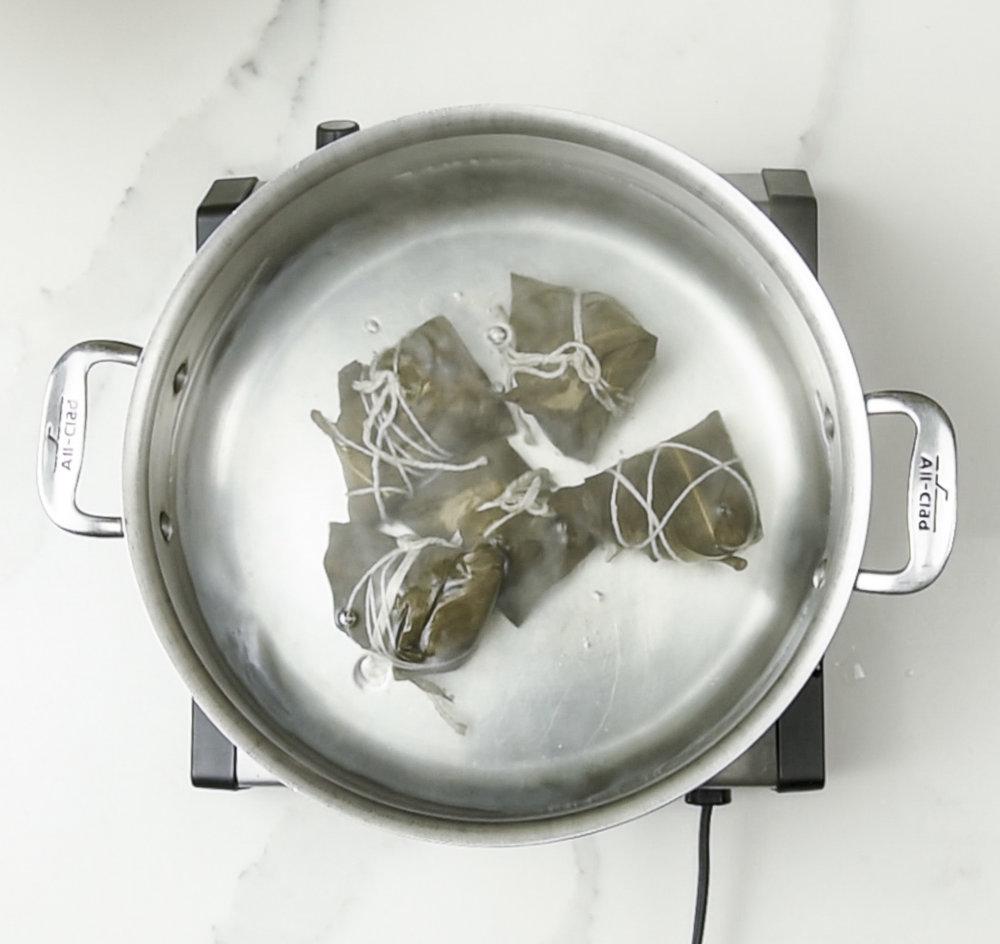 Boil for 2-3 hours