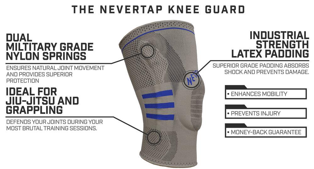 067560472f The NeverTap Knee Guard