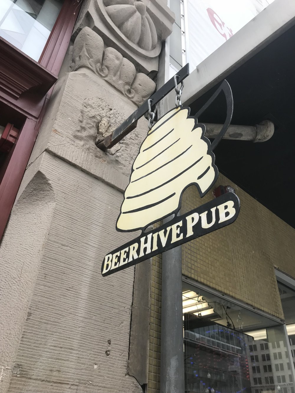 Beer Hive Pub Salt Lake City