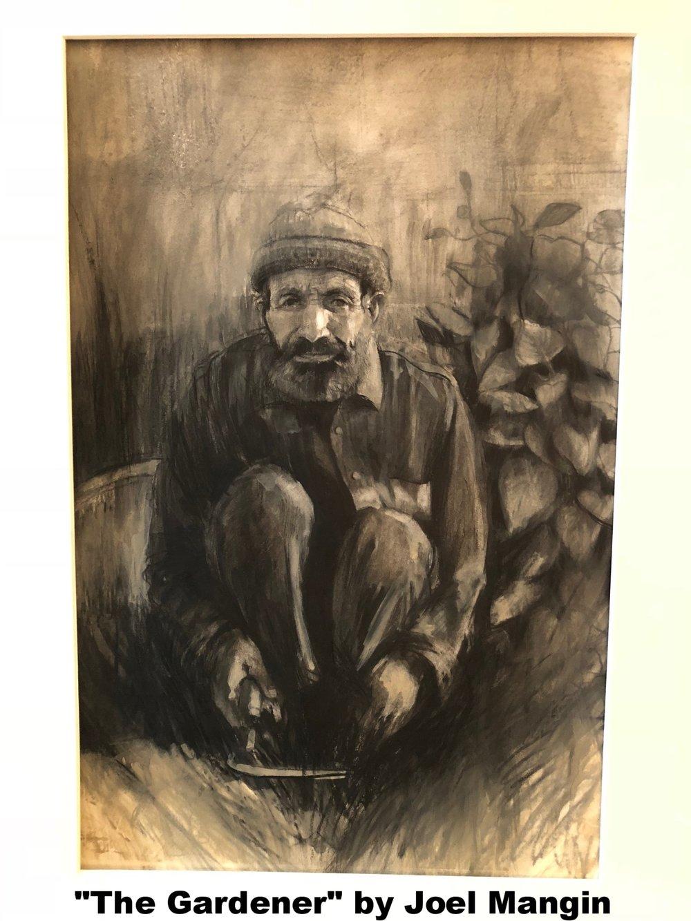 """The Gardener"" by Joel Mangin"
