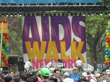 NY City AIDS Walk 2005