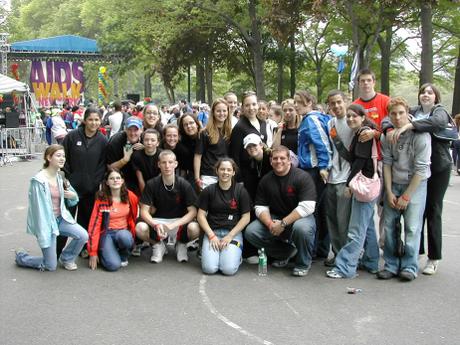 NYC AIDS Walk 2005