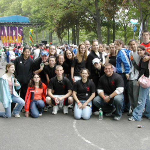 NYC AIDS Walk 2005