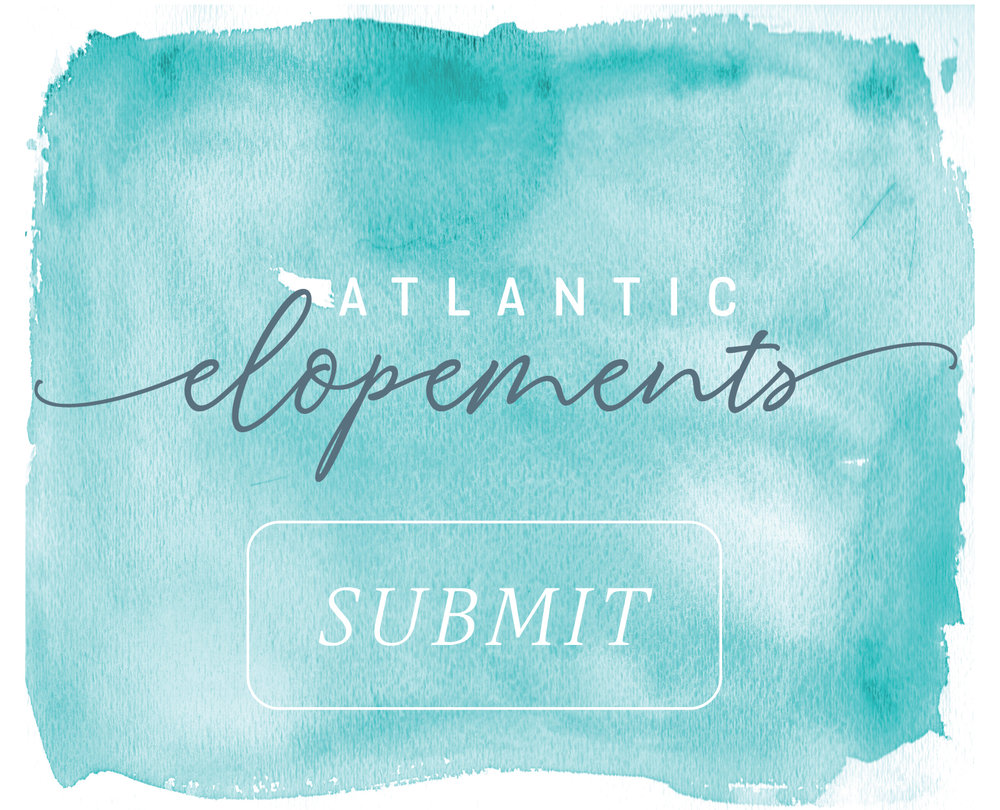Atlantic Elopements - Did you choose to elope for your special day!? Submit your elopement stories for a chance to be featured in our magazine!