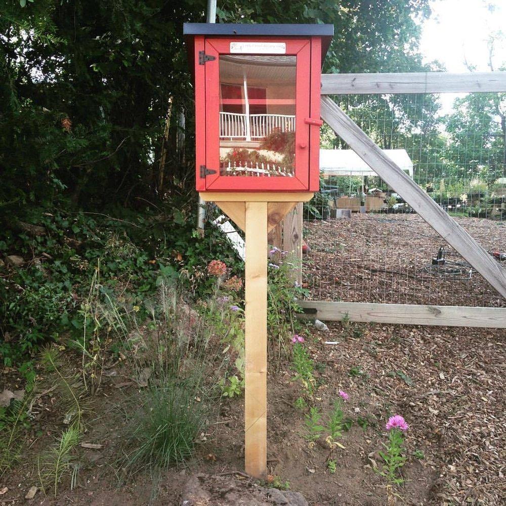 Germantown Kitchen Garden Little Free Library