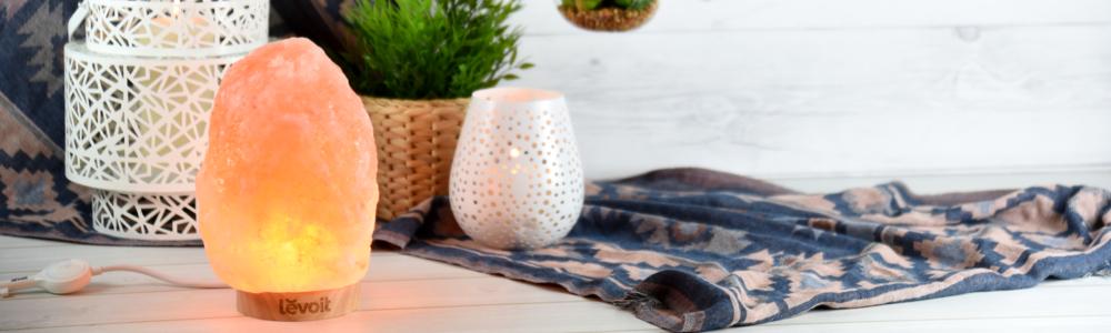 Boho Chic Series - HIMALAYAN SALT LAMPS