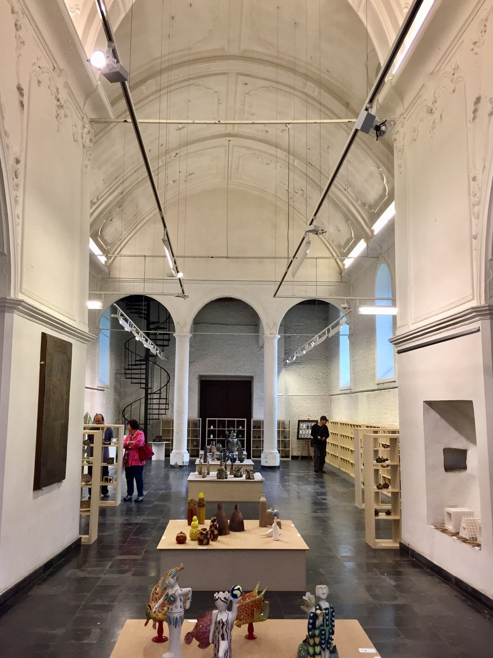 1e) Exposition in Oude Kerk Vichte Belgium.jpg