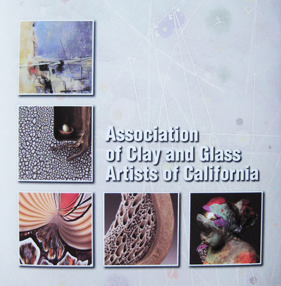 2012 Book of the Association of Clay and Glass of California