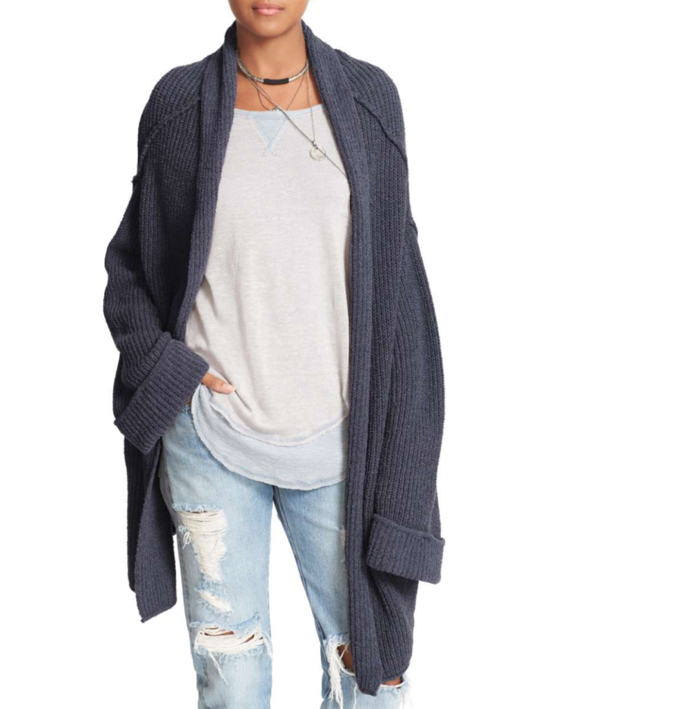 Free People - Low Tide Cardigan