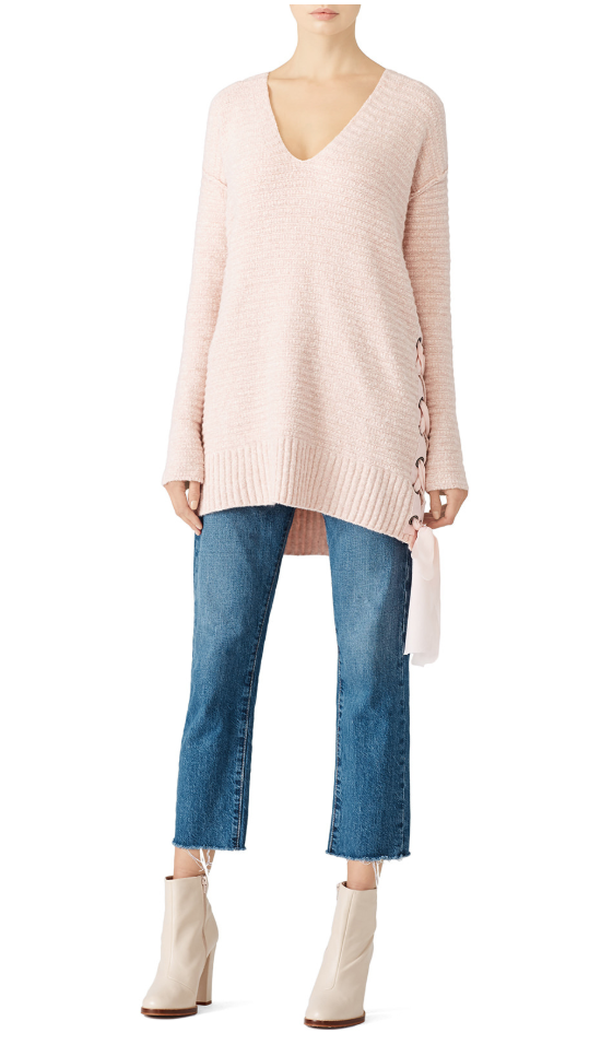 Laces Sweater -