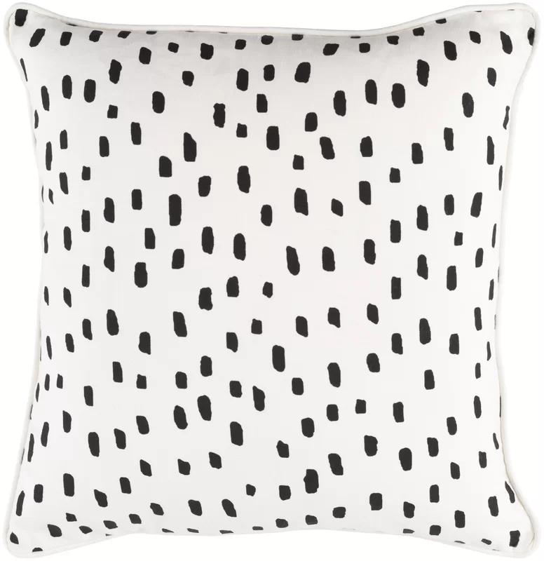 Dalmatian Dot Pillow