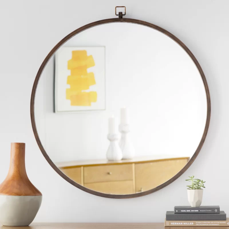 Minerva Mirror from Wayfair