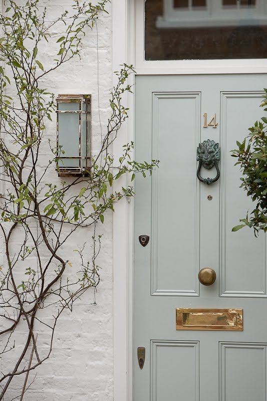 What Color Should I Use to Paint My Front Door? — STAGED4MORE