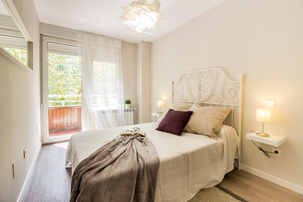 Staged4more Staged Home Tour A Young and Fresh Rental Apartment in Spain After Master bedroom.jpg