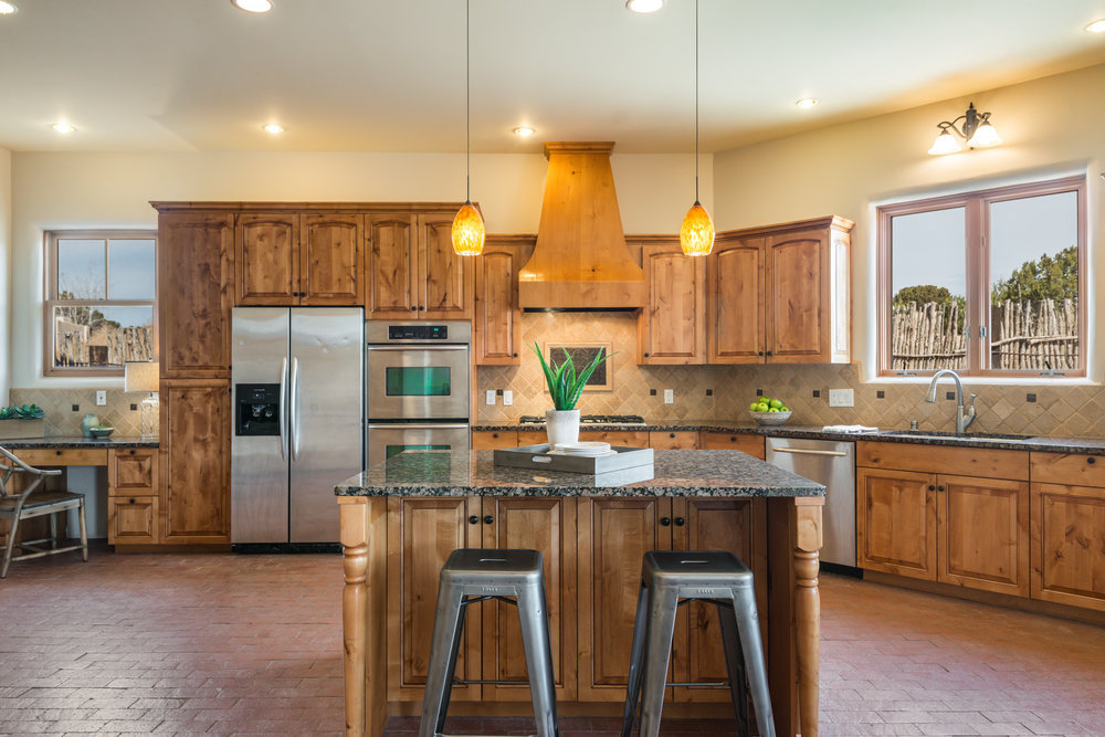 Staged Home Tour: 4BR, 3.5BA Gated Development in Santa Fe's Las Lagunitas | Presented by Staged4more School of Home Staging