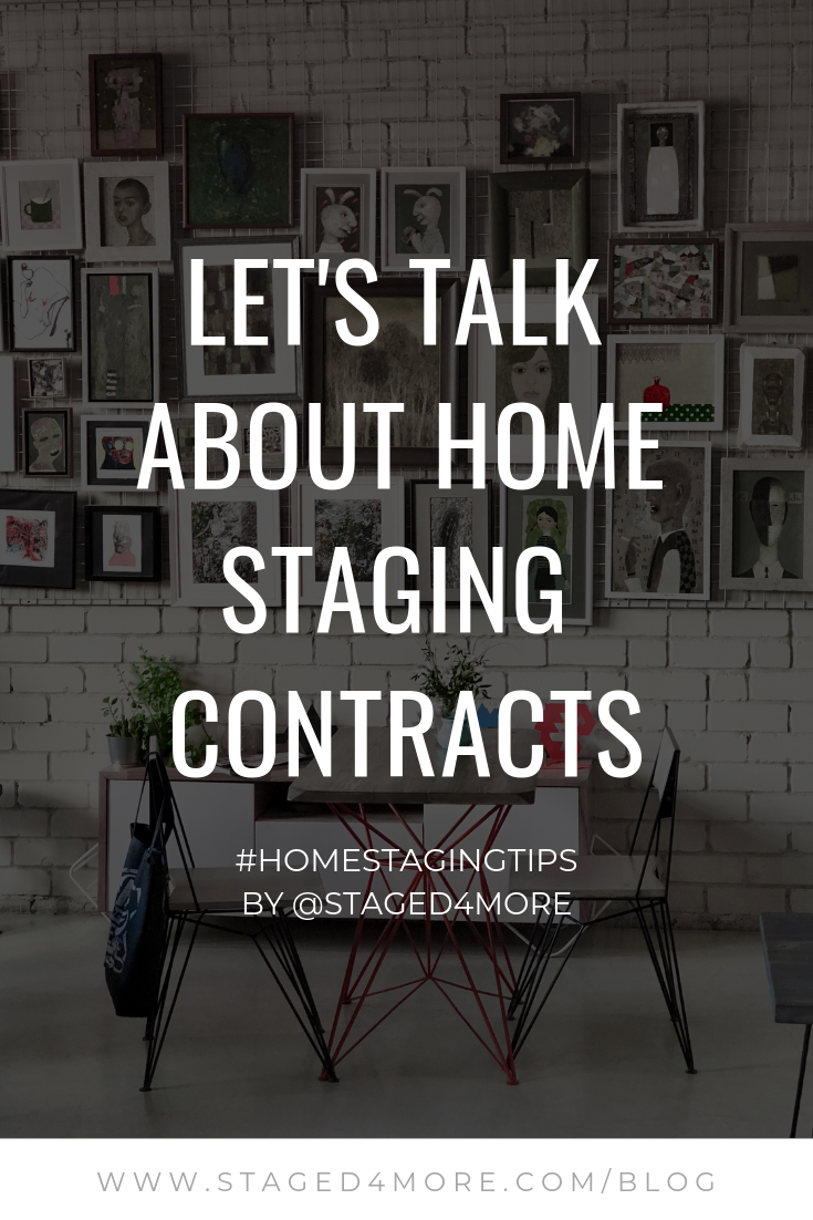 Home Staging Contracts 3 Ways To Protect Your Staging
