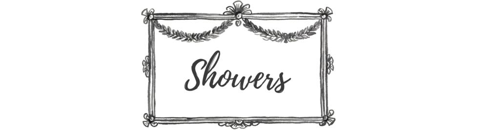 North Shore Event Planner - Baby Shower - Bridal Shower