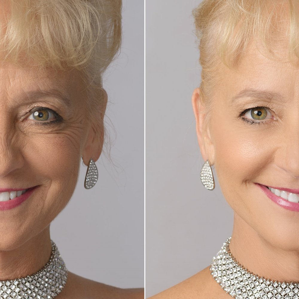 Premium Retouching - We use high-end retouching techniques to ensure consistent & flawless images.
