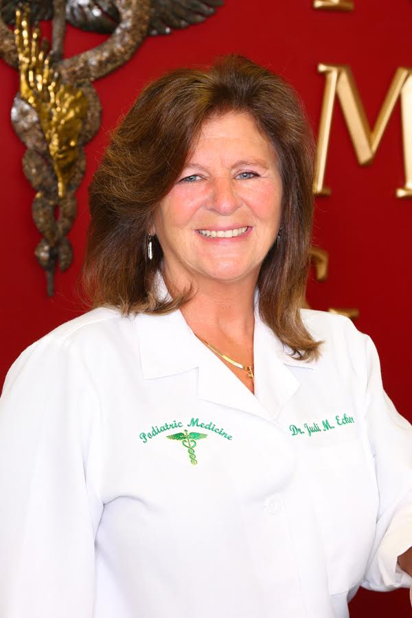 podiatrist judi ecker linwood essexville michigan