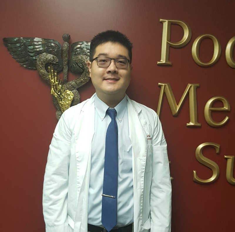 podiatrist-allen-wang-bay-city-foot-clinic
