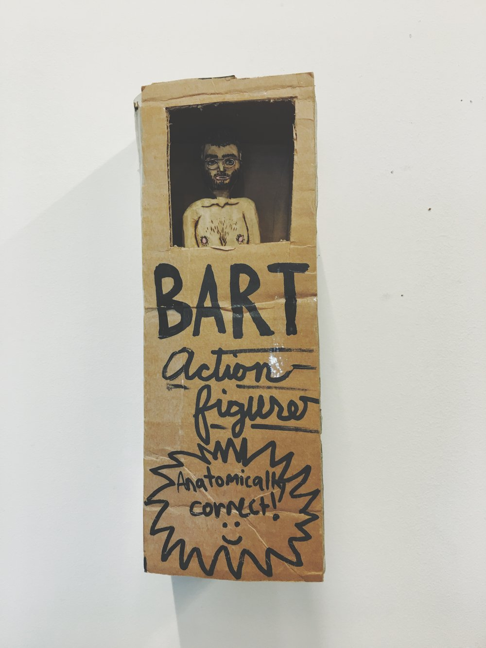 Bart Action Figure