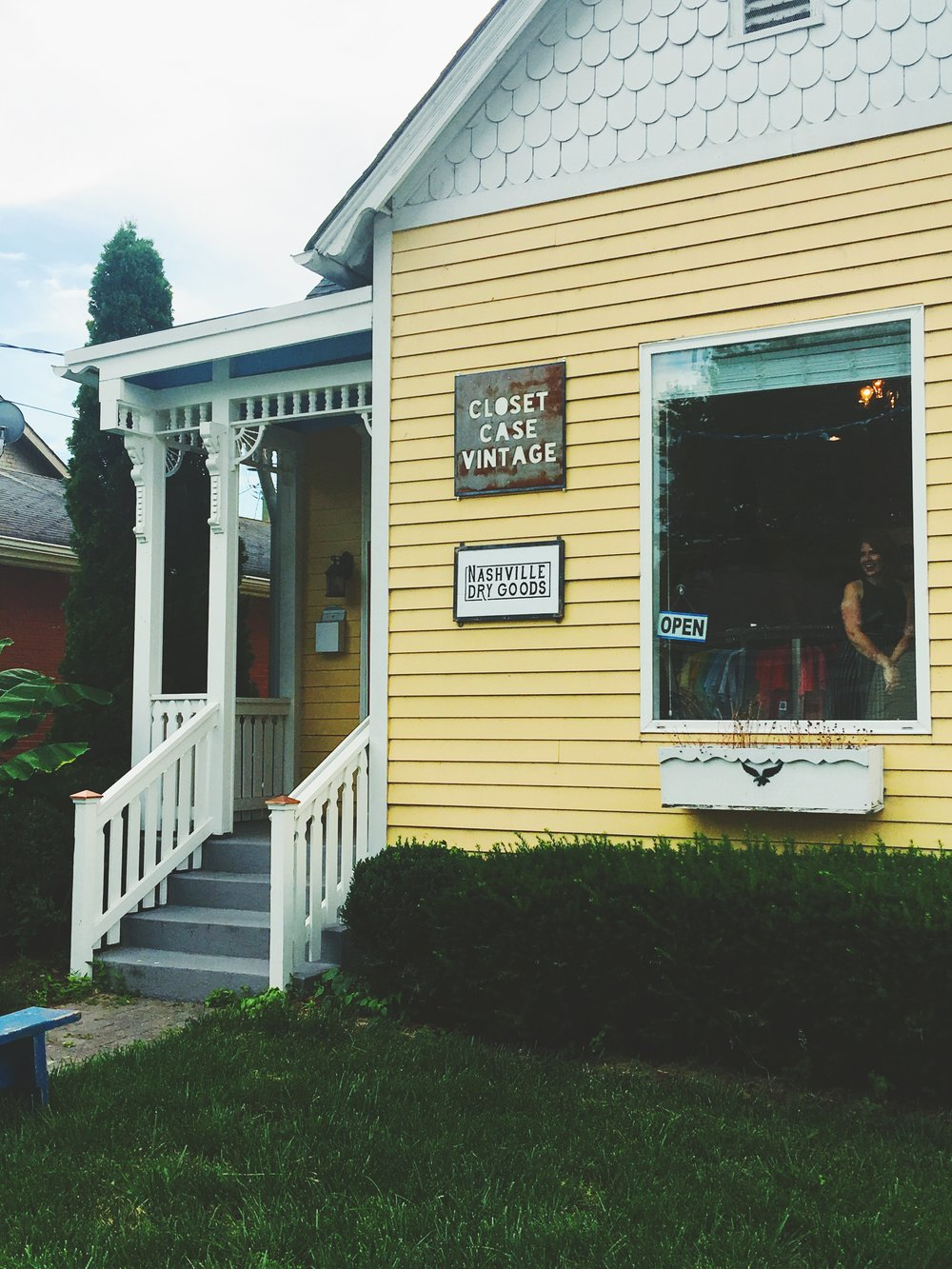 Closet Case Vintage/Nashville Dry Goods