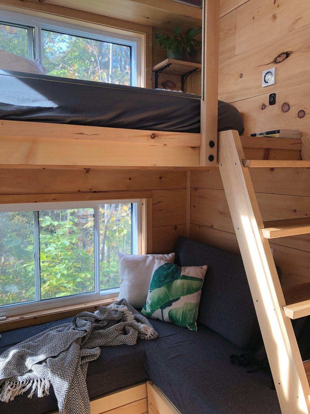 Joni Cabin Interior