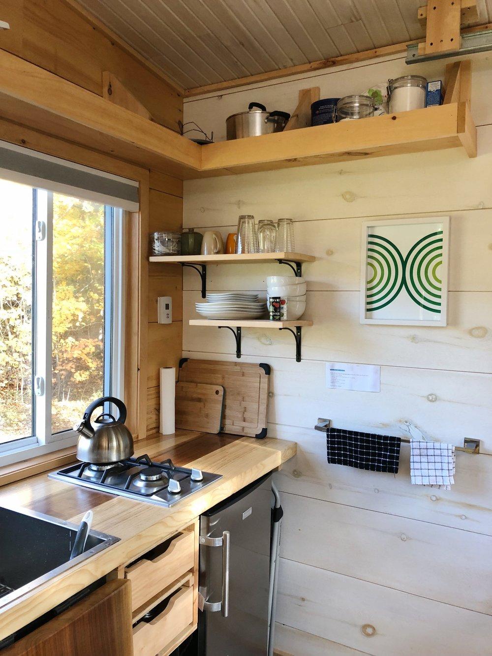 Joni Cabin Kitchen